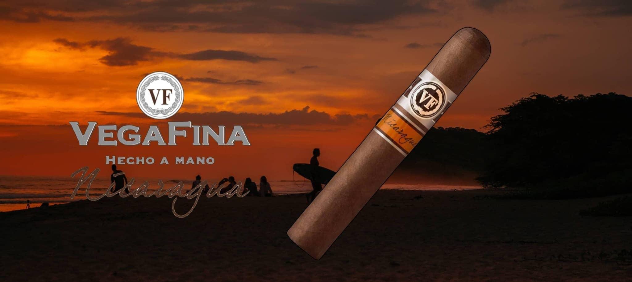 Vegafina Nicaragua Robusto 1