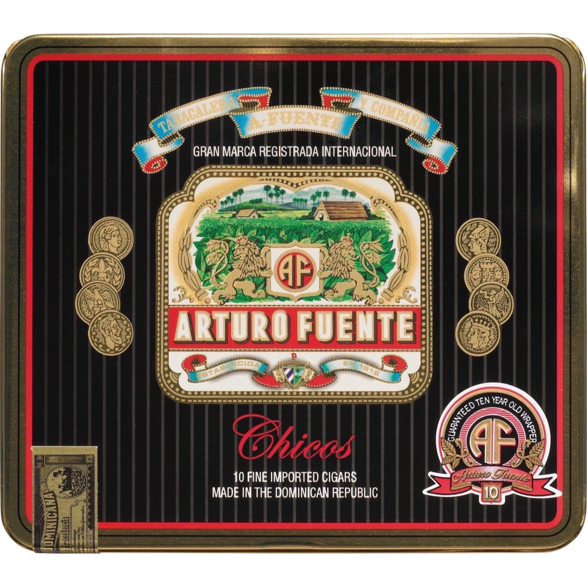 Arturo Fuente Gran Reserva Chicos 10er Packung