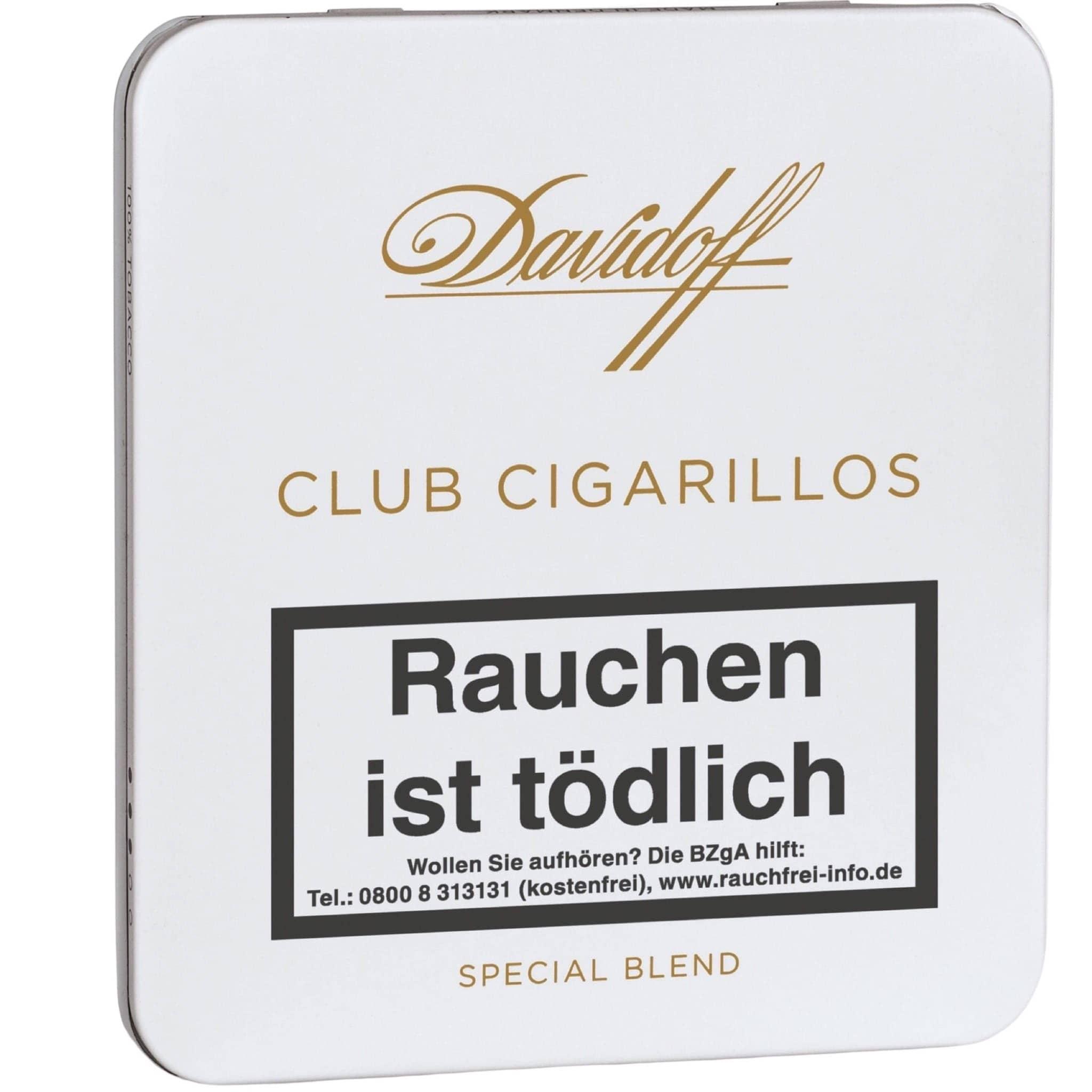 Davidoff Club Cigarillos 10er Packung
